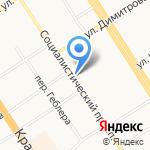PARAD на карте Барнаула