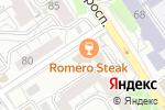Схема проезда до компании Сёма в Барнауле
