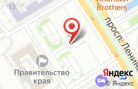 Схема проезда до компании Lentaritual в Барнауле