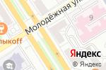Схема проезда до компании Chester в Барнауле