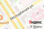 Схема проезда до компании Семейная аптека в Барнауле