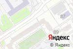 Схема проезда до компании Спецторг 22 Регион в Барнауле