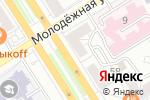 Схема проезда до компании Incanto в Барнауле