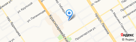 Avon на карте Барнаула