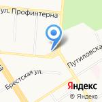 Art & Pol на карте Барнаула