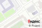 Схема проезда до компании Леон в Барнауле