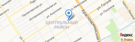 Нектар на карте Барнаула