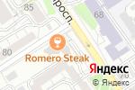 Схема проезда до компании Granmulino в Барнауле