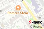 Схема проезда до компании Soaring Butterfly в Барнауле