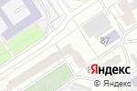Схема проезда до компании Институт Аналитических Исследований в Барнауле