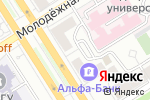 Схема проезда до компании Студия печати в Барнауле