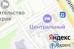 Схема проезда до компании РЦ в Барнауле