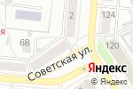 Схема проезда до компании Дом & Персонал в Барнауле