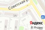 Схема проезда до компании Даратэль в Барнауле