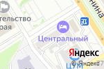 Схема проезда до компании Я-Богиня в Барнауле