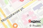 Схема проезда до компании Родильный дом №2 в Барнауле