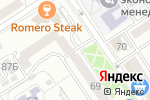 Схема проезда до компании ОПТИМА ПОРТЕ в Барнауле