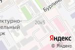 Схема проезда до компании Железнодорожная больница ст. Барнаул в Барнауле