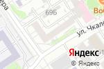 Схема проезда до компании Магазин-пекарня осетинских пирогов в Барнауле