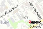 Схема проезда до компании Сырный двор в Барнауле