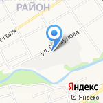 Алтайавтодор на карте Барнаула