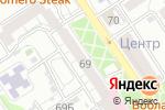 Схема проезда до компании Первомайское, ТСЖ в Барнауле
