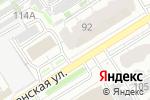 Схема проезда до компании Центр Сибирского Садоводства в Барнауле