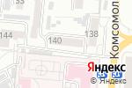 Схема проезда до компании ЖарКомплект в Барнауле
