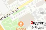 Схема проезда до компании Штопор в Барнауле