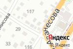 Схема проезда до компании Аквамарин в Барнауле