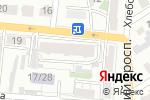 Схема проезда до компании Жилсервис в Барнауле