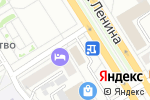 Схема проезда до компании Traveler`s Coffee в Барнауле