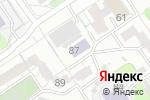 Схема проезда до компании Музыкальная школа №1 им. А.К. Глазунова в Барнауле