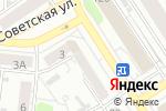 Схема проезда до компании Старт в Барнауле