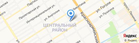 КС-СЕРВИС на карте Барнаула