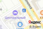 Схема проезда до компании Телефоника в Барнауле