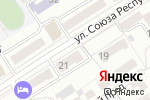 Схема проезда до компании Флорист & Ботаник в Барнауле