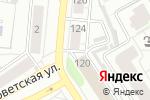 Схема проезда до компании FashionStyle в Барнауле