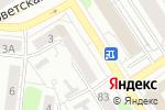 Схема проезда до компании Спортивный магазин в Барнауле