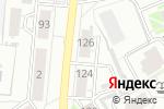 Схема проезда до компании Трейси в Барнауле