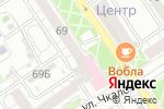 Схема проезда до компании Русская Старина в Барнауле