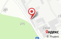 Схема проезда до компании Гаро - Сервис в Барнауле