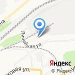 Строй-Гарант на карте Барнаула