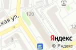 Схема проезда до компании АРТЕС в Барнауле