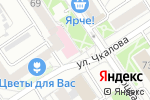 Схема проезда до компании Детская городская поликлиника №3 в Барнауле
