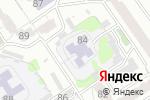 Схема проезда до компании Жар-птица в Барнауле