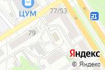 Схема проезда до компании Аэроклуб Алтай Авиа в Барнауле