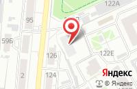 Схема проезда до компании Торговый Дом «Добрый Знак» в Барнауле