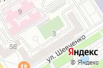 Схема проезда до компании Всем катАть в Барнауле
