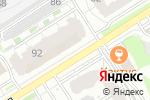 Схема проезда до компании Газпромбанк в Барнауле